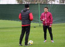 Transfer News. Arslanmyrat Amanov completes a move to FC AGMK