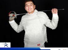«Они будут защищать честь страны в Токио»: талантливый фехтовальщик из Нукуса Шерзод Мамутов