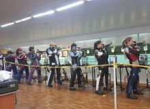 В столице завершился международный турнир по пулевой стрельбе
