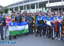 Uzbekistan's athletes claim 11 medals at European Open Hand-To-Hand Championship
