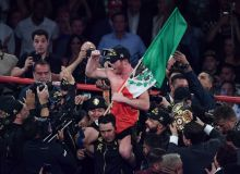 Головкинни енгган Альварес Мексикада йил спортчиси деб топилди