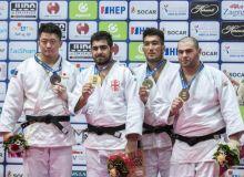 Объявлен новый Олимпийский рейтинг дзюдоистов