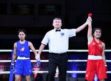 Бокс: Сайдинисо Муҳаммадалиева филиппинлик рақибасига қарши рингга кўтарилди