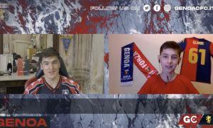 Шомуродов россиялик мухлисига интервью берди (тўлиқ видео)