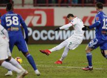 «Локомотив» - «Оренбург» 2:1 (Видео)