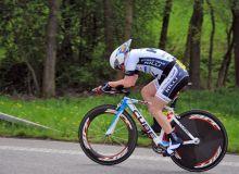 Велоспорт: Муроджон Холмуродов яккалик баҳсларида кумуш медаль соҳибига айланди