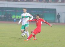 FC Lokomotiv finish the 2018 season on a high note stunning FC Navbahor with a 3-0 win