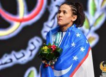 Муаттар Набиева завоевала серебряные медали Международного чемпионата солидарности