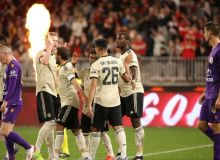 """Манчестер Юнайтед"" – ""Перт Глори"" 2:0 (видео)"