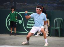Uzbekistan's Jurabek Karimov earn a spot in the Almaty ITF International Tournament semifinals
