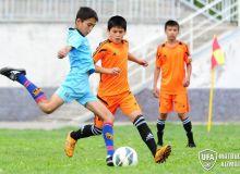 Программа «Футбольное поле в каждой махалле» в Джизакской области