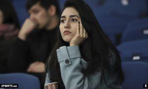 Фотообзор: Эмоции болельщиц после поражения «Хумо»