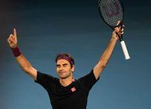 Роджер Федерер вышел в четвертьфинал Открытого чемпионата Австралии