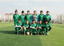 Женский футбол: «Нефтчи» проведет контрольный матч против «Навбахора»