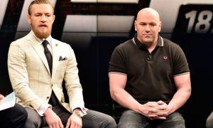 UFC президенти: Макгрегор Серронени таслим этса, Хабибга қарши реванш жангини ўтказади