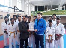 Karatechilarimiz hindistonlik sportchi va murabbiylarga master-klass ko'rsatishdi