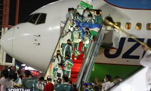 Photo Gallery From The Ceremony Of Welcoming And Awarding The Uzbek Olympic Athletes