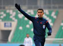 Шерзод Касымов рассудит матч плей-офф отборочного раунда Кубка АФК