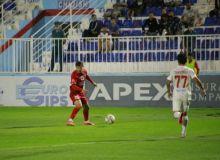 """Navbahor"" held a test match against the Super League debutant"