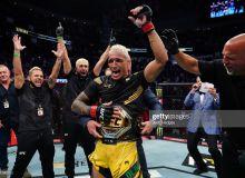 """""""UFC 262"""". Бонус эгалари маълум"""