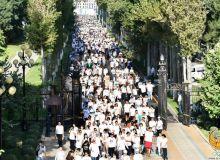 Жители Ташкента приняли участие в массовом спортивном мероприятии «Массовая ходьба» и «Старт здоровья»