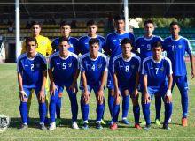 Юношеская сборная Узбекистана одолела «Локомотив-2003»