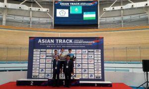 Бехзодбек Рахимбоев завоевал бронзовую медаль чемпионата Азии