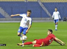 Национальная сборная Узбекистана одержала победу над Кыргызстаном в товарищеском матче