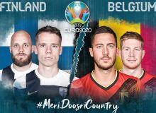 Евро-2020. Финляндия - Бельгия: Матнли трансляция