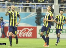 Photo Gallery. FC Pakhtakor past FC AGMK to claim the Uzbekistan Cup title