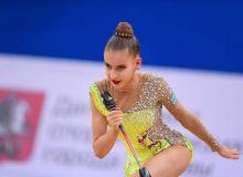Sabina Tashkenbaeva: Osiyo o'yinlarida bor kuchimni ishga solaman