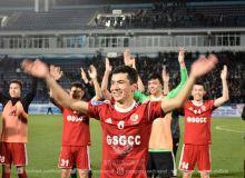 Азиз Ганиев начал восстанавливаться