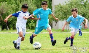 Объявляется открытие детских секций по футболу при АФУ