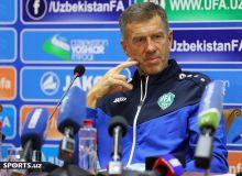 Photo Gallery. Press Conference with Uzbekistan national team head coach Srechko Katanes
