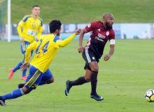 Наши легионеры: Сергеев забил дебютный гол в ОАЭ
