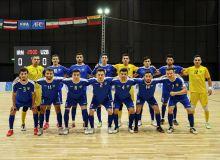 Uzbekistan beat Egypt to claim bronze medals at the Continental Futsal Championship