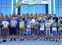 Праздник спорта по гандболу прошел в Нукусе и Самарканде