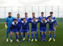 Олимпийская сборная Узбекистана провела второй контрольный матч в Испании