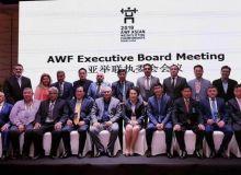 Перед стартом ЧА состоялся Конгресс Азиатской федерации тяжелой атлетики