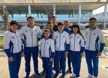 Каратисты Узбекистана вылетели в Париж