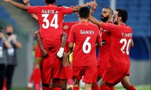 """The victory of """"Shabab Al-Ahli"""", and the major defeat of """"Sharjah"""""""