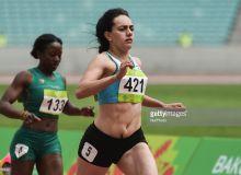 Енгил атлетика: Нигина Шарипова финалга йўл олди