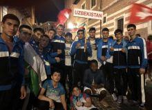 Гандболисты Узбекистана завоевали золотые медали Кубка мира в Италии