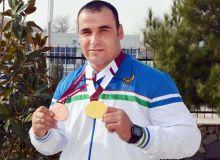 Золотая медаль и мировой рекорд спортсмена Узбекистана на Параазиатских играх