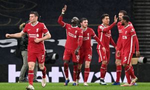 """""""Ливерпуль""""нинг Англия чемпионати урган голлари сони 7000 тага етди"""