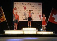 Ольга Забелинская стала призером международного турнира в Женеве