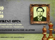"""XIII """"Tashkent Open"""" xalqaro turniri yakunlandi"""