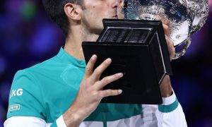 """""""Australian Open-2021"""". Новак Жоковичга тенг келадиган рақиб топилмади!"""