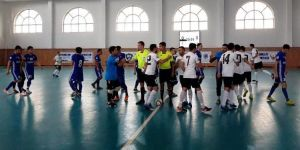 Футзал, III круг: 9-тур начался в Алмалыке и Джизаке.