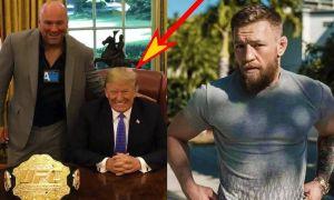 "Дональд Трампнинг ёқимтойи МакГрегор ва ""Ковбой"" ўртасидаги жангда кимга пул тикмоқчи?"